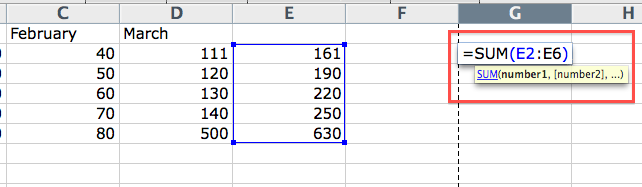 Excel formula with function